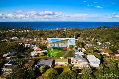 Secure an Ocean Outlook & Coveted Shelly Beach Address