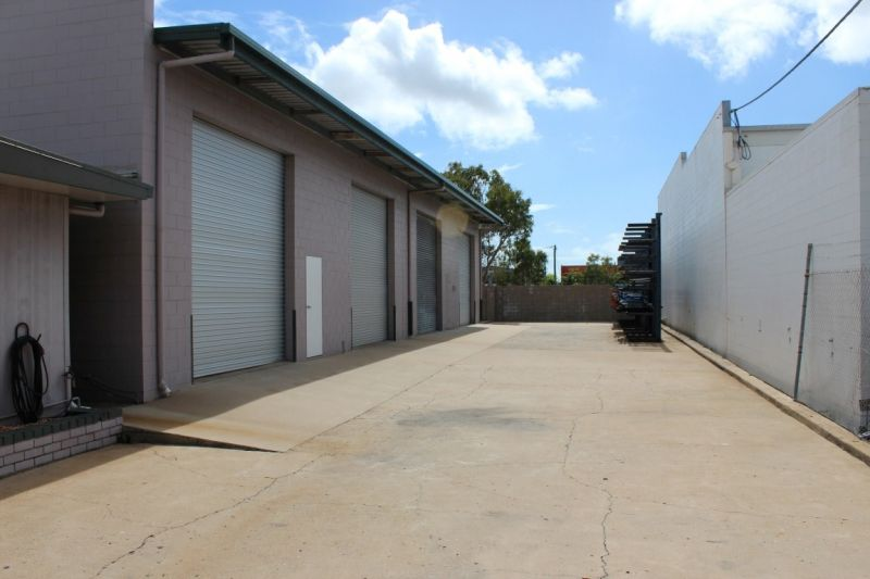 Free standing warehouse & office with Woolcock Street exposure