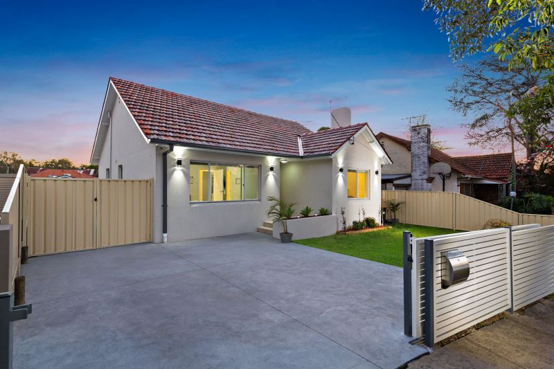 Newly Revitalised Brick Home set on 607sqm Block with Wide 15.7m Frontage