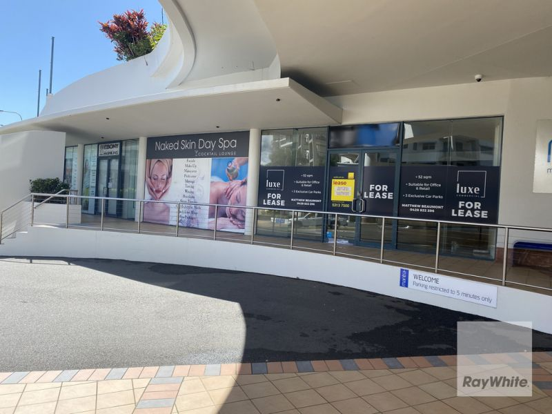 Well Positioned Retail/Office Opportunity | Lease