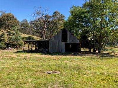 21 Acres Bush Pasture & Barn