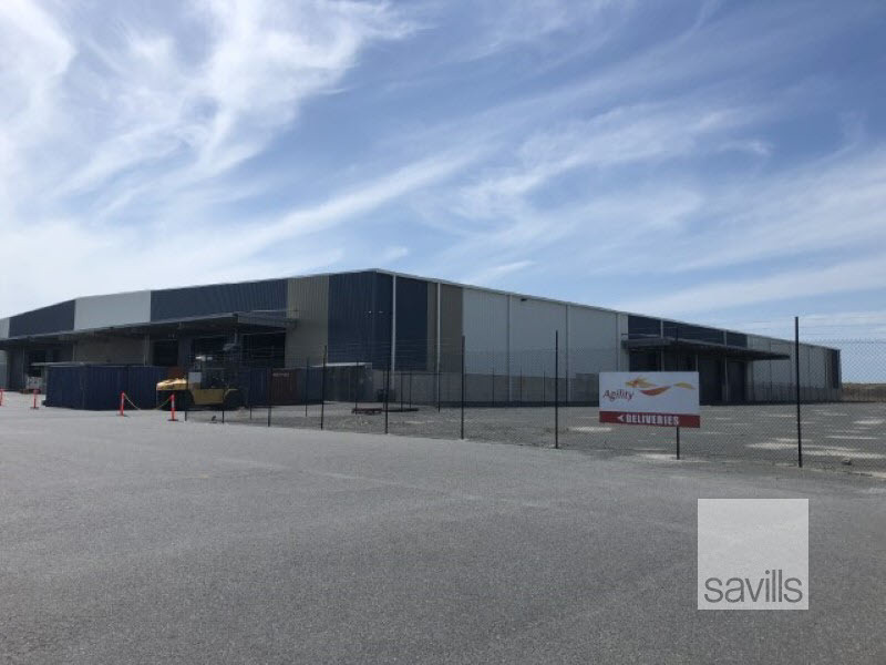 LEASED BY SAVILLS - First class Port Logistics Warehouse