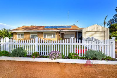 THE WHITE PICKET FENCE YOU HAVE BEEN DREAMING OF!