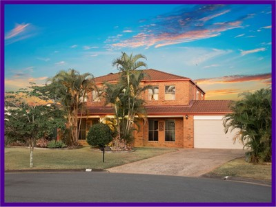 A Solid Double Storey Home At A Low Set Price