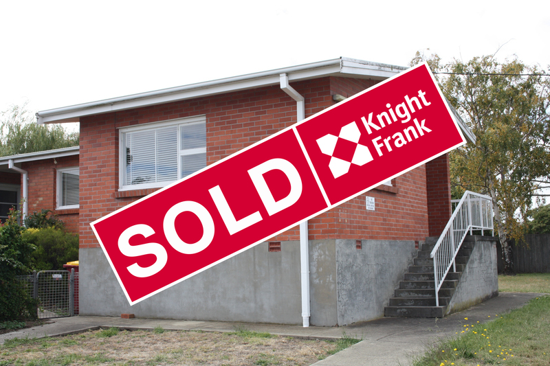 Another SOLD by Knight Frank