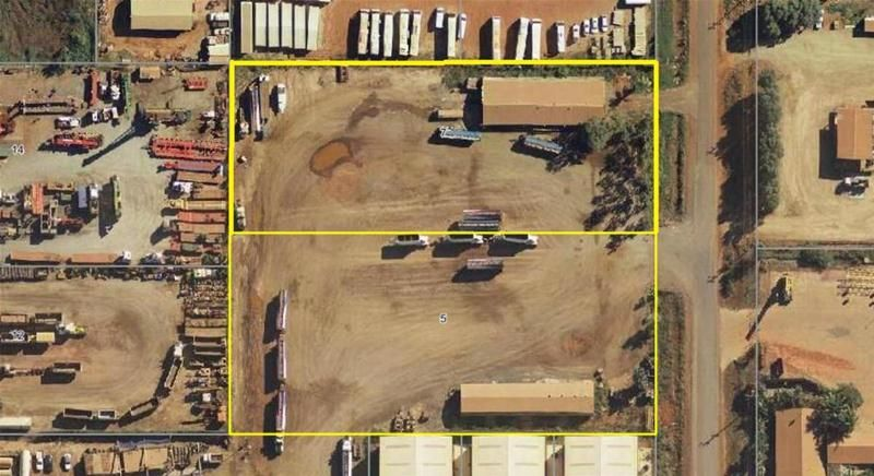 Large Established Industrial Facility with Excellent Access