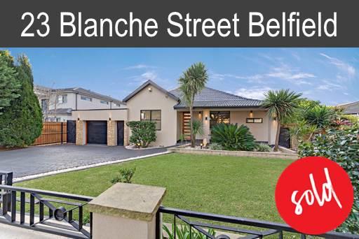 A Boutros | Blanche St Belfield