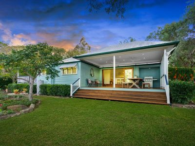 RENOVATED QUEENSLANDER ON A PICTURESQUE 6272SQM ALLOTMENT