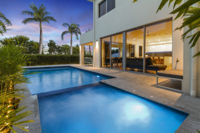 Contemporary Luxury Home in Exclusive Resort
