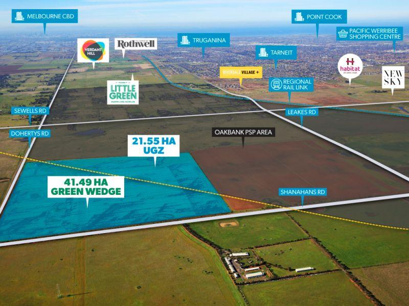 63Ha western corridor land bank opportunity