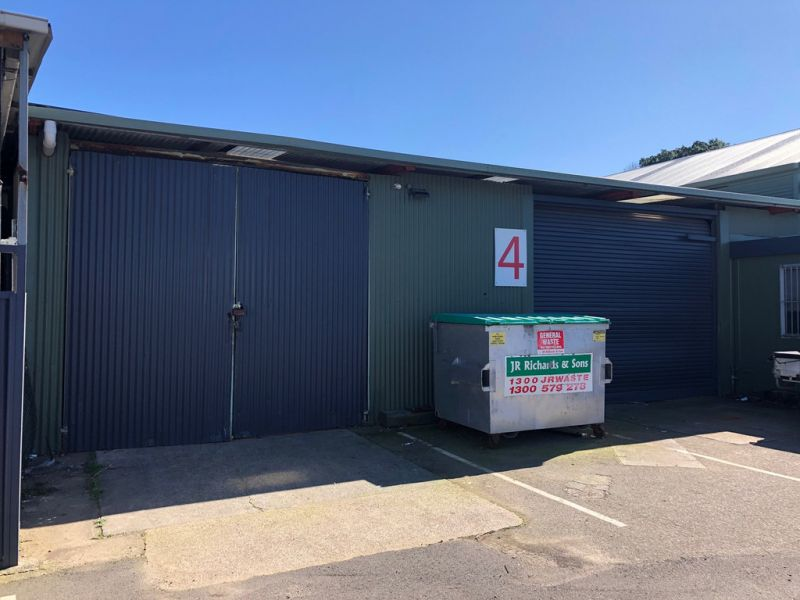 Warehouse Space Minutes From CBD