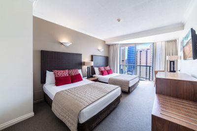 Fantasic studio apartment - for only $320 per week