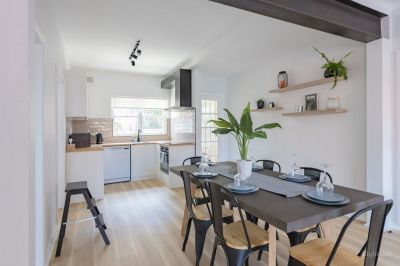 Three Bedroom Ground Floor Furnished Apartment In Manly