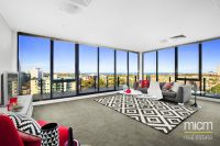 Stunning Views From This Superb Top Floor South Melbourne Penthouse