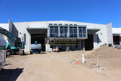 1,880sqm Brand New Duplex Style Warehouses