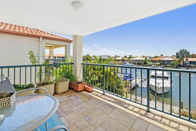 Waterfront Stunner with Marina Berth