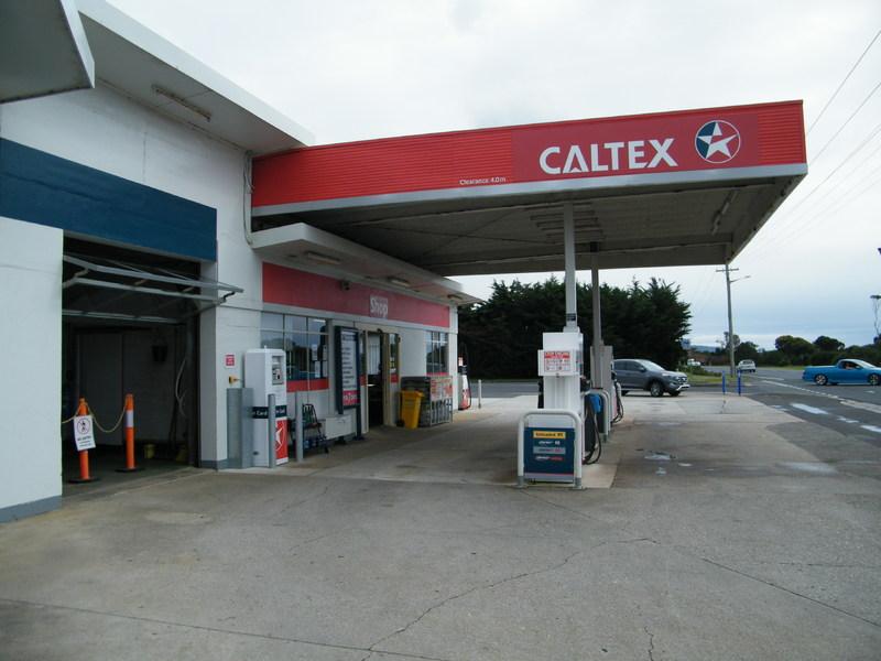 Caltex Somerset
