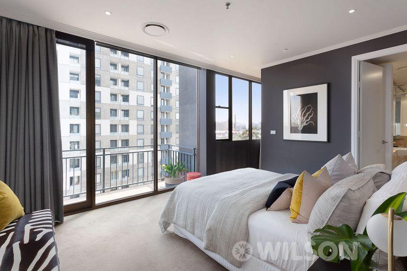 Penthouse 703/598 St Kilda Road, Melbourne