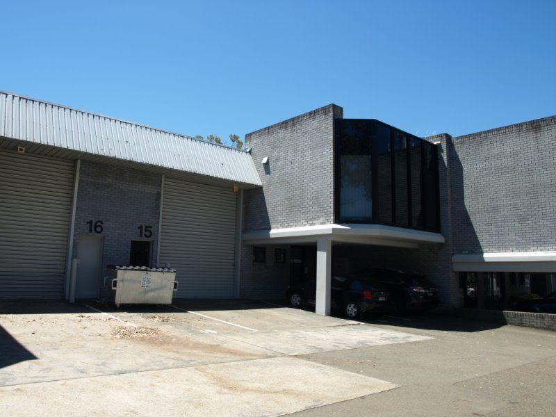 250sqm High Clearance Warehouse