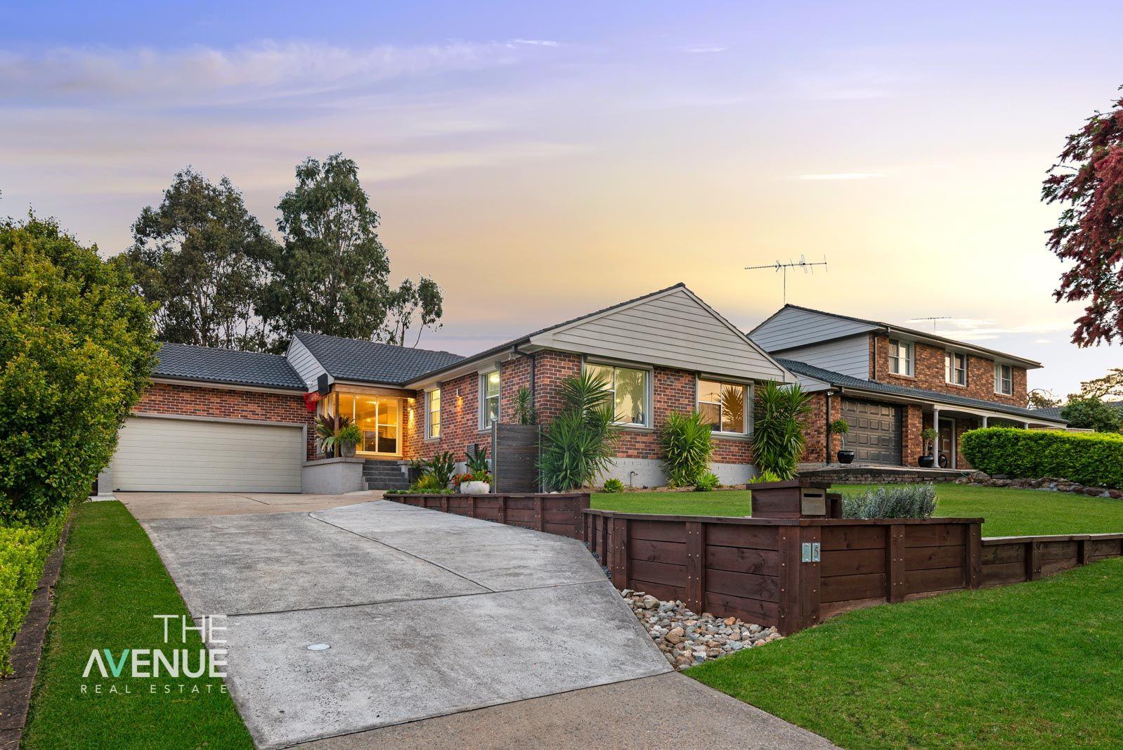 25 Aruma Avenue, Kellyville NSW 2155