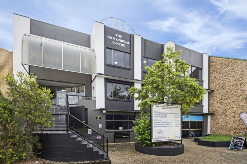PROFESSIONAL OFFICE – CENTRAL LOCATION