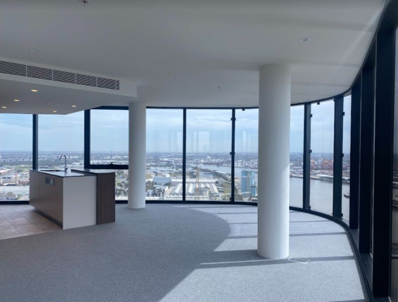 Contemporary lifestyle in the exclusive 'Voyager' tower
