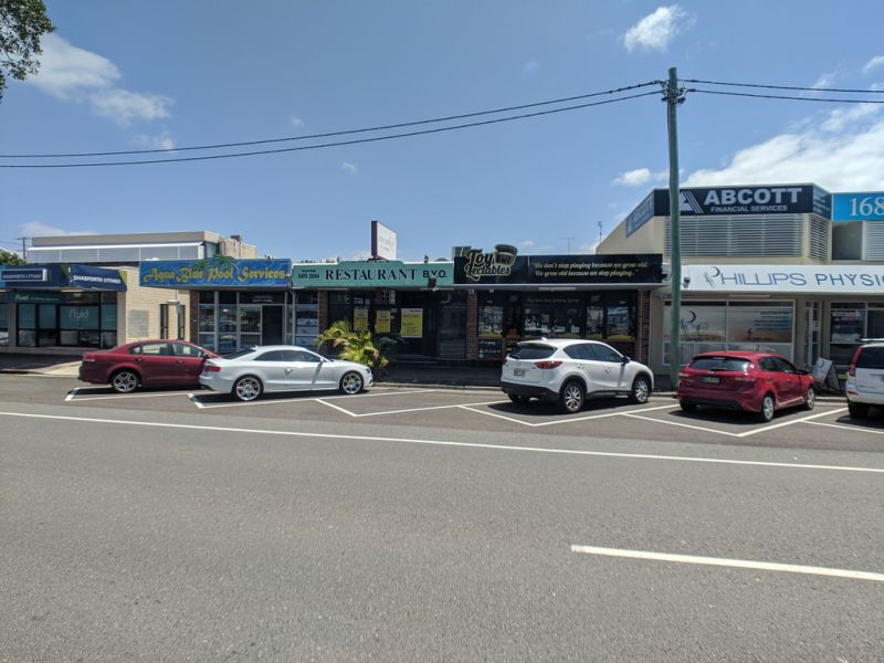 Restaurant / Cafe On Brisbane Road, Mooloolaba, Complete With Entire Fit-Out