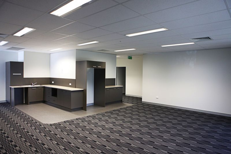 117m² to 427m² Office Space with Quality Fit Out
