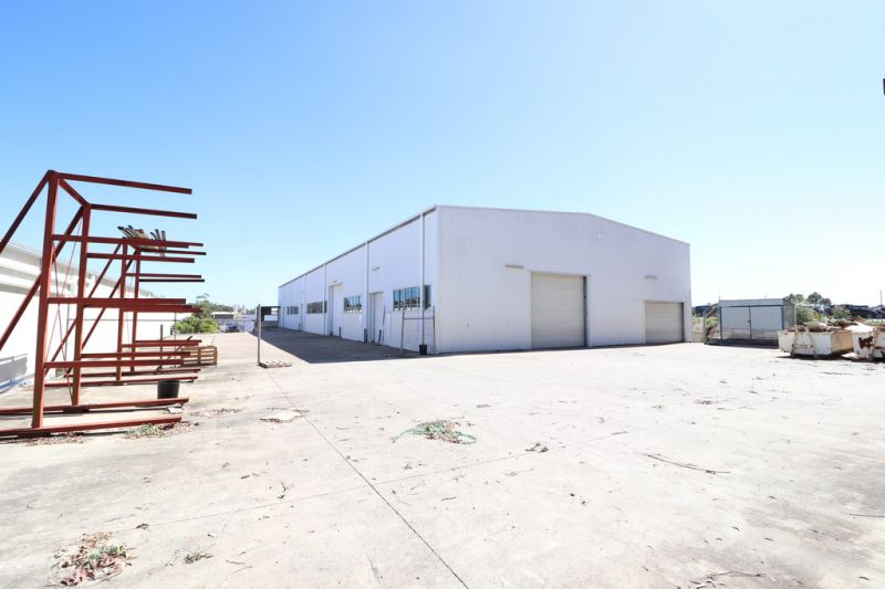 Rarely Available Freestanding Warehouse - Be Quick