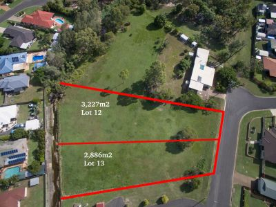 Huge ¾ ACRE Residential Blocks in the Middle of Avoca! SIMPLY UNHEARD OF PRICE AT $189,000ea *BARGAIN BARGAIN BARGAIN*
