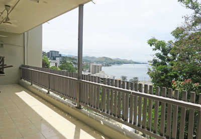 A STRETCHED BALCONY OVERLOOKING ELA BEACH AND MORE!