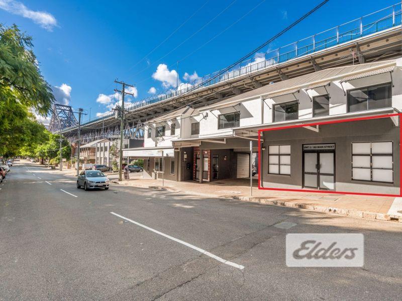 180 Main Street, Kangaroo Point