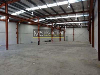 720sqm Warehouse with Gantry Crane