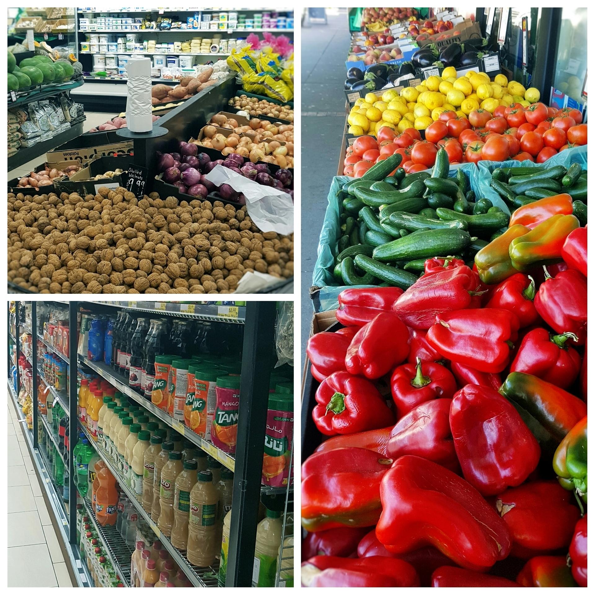 Supermarket & Fruit Shop Western Suburbs