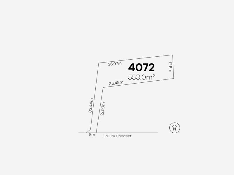 Denham Court 25 (Lot 4072) Galium Crescent