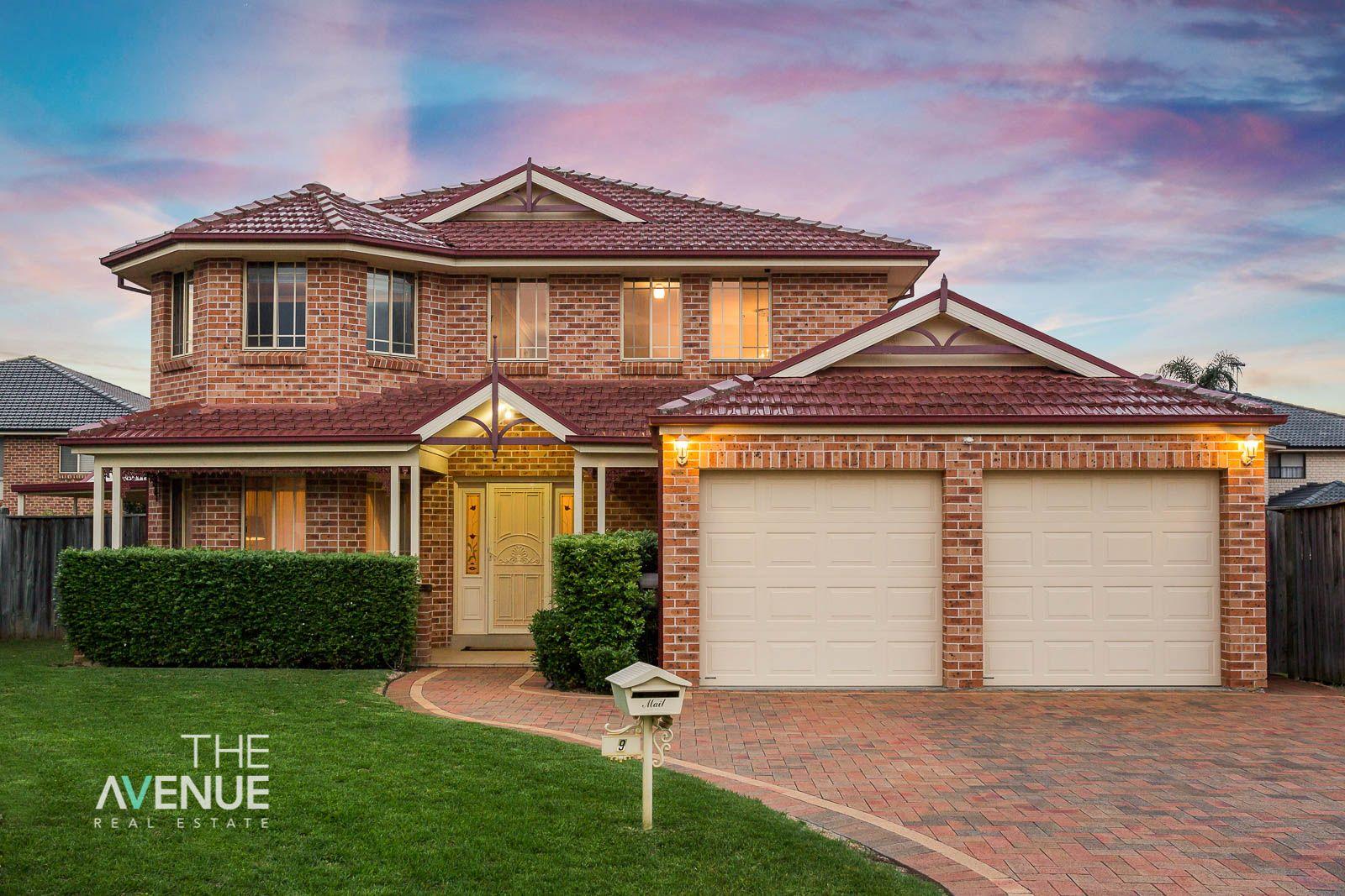9 Oak Tree Grove, Kellyville NSW 2155