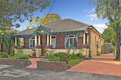 Perfect family home in quiet cu de sac, yet in the heart of Strathfield