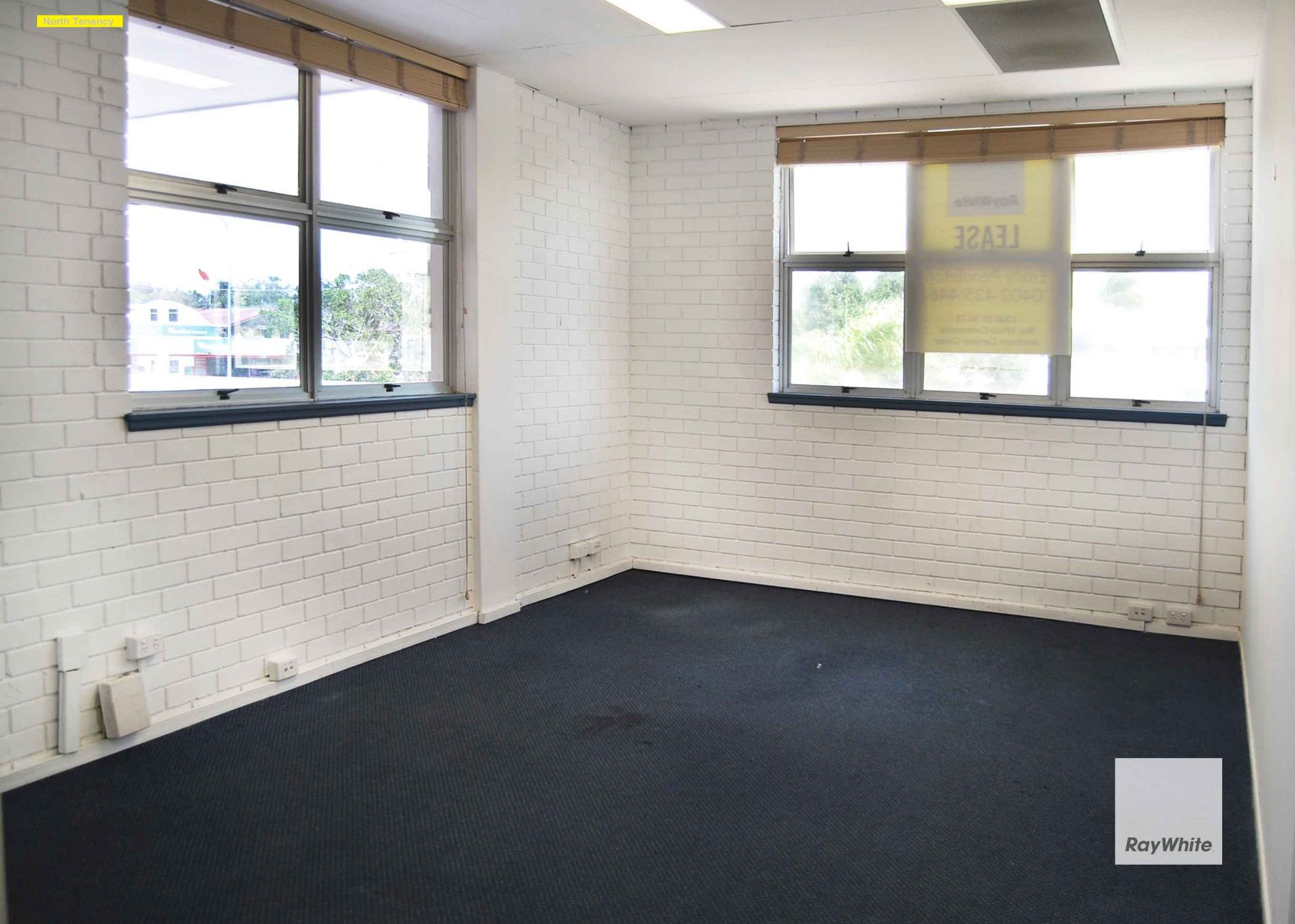 Ground Floor & First Floor Offices on Brisbane Road   For Lease