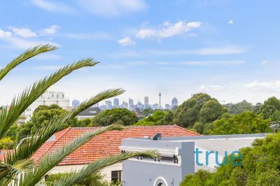 HOLDING DEPOSIT RECEIVED = PARTLY FURNISHED UPON REQUEST = CONVENIENT AND SPACIOUS APARTMENT WITH BREATHTAKING CITY SKYLINE VIEWS