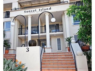 Fully Furnished - Sunset Island Resort