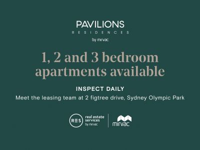 Brand New Corner East Facing 2 Bedroom Plus Media Apartment For Lease on Level 10