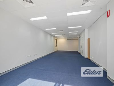 CONVENIENT GROUND FLOOR OFFICE OFFERING!!