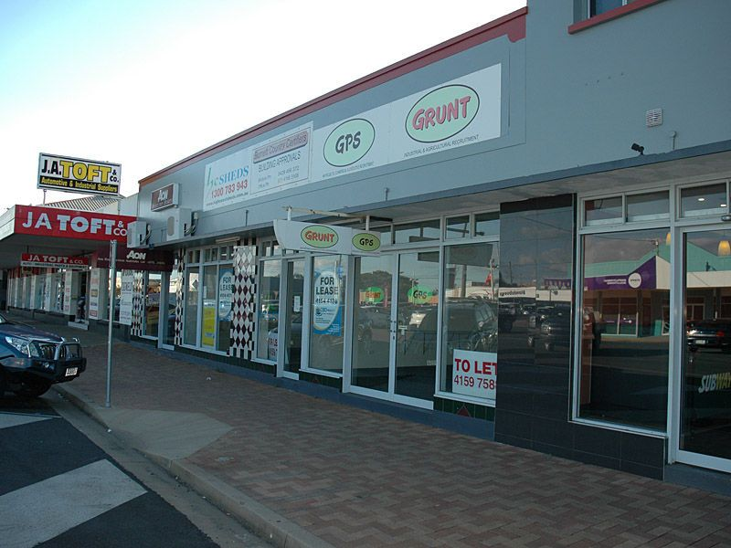Bourbong Street 1 Shop 3 for lease