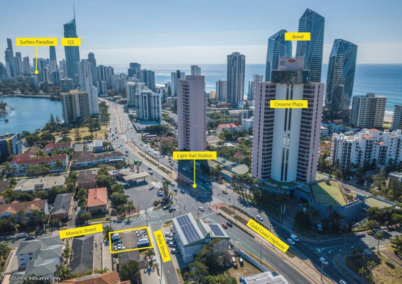 Boutique Development Site - Surfers Paradise / Broadbeach - Must be Sold!