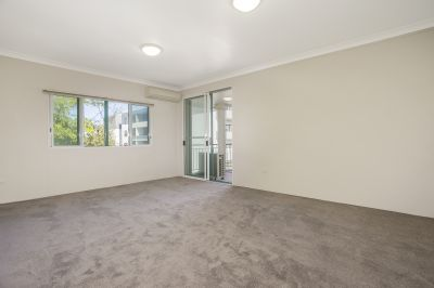 Two Bedroom Unit with Secure Parking & Storage
