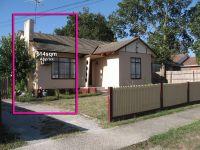 Original home presenting excellent development opportunity
