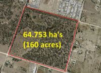 MASSIVE OPPORTUNITY - 160 ACRES