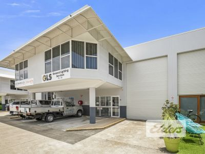 OFFICE/WAREHOUSE IN COORPAROO BUSINESS HUB!