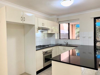 Oversized three bedroom apartment - available now!