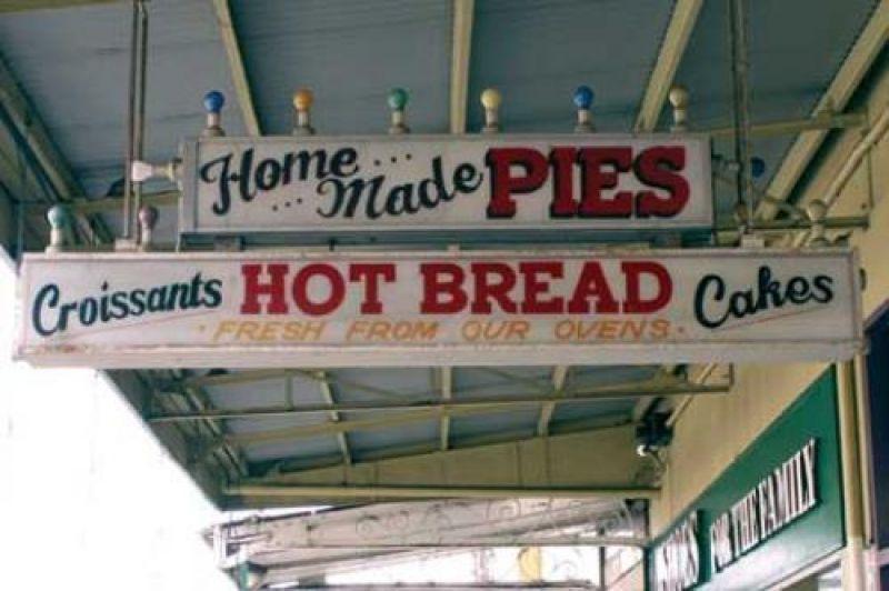 Glen Pie Shop